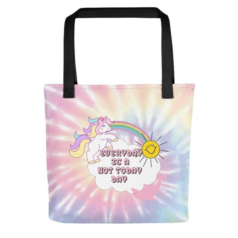 'Periwinkle' Tote bag