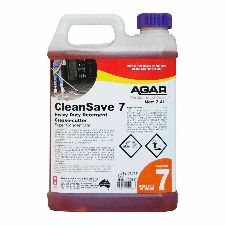 CLEANSAVE 7  - 2.4 L