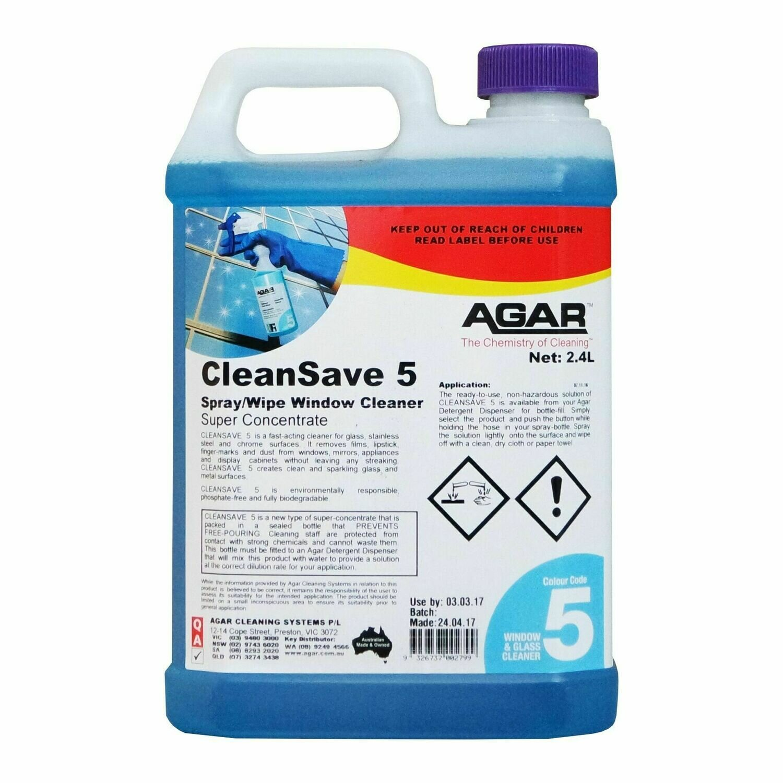 CLEANSAVE 5 - 2.4 L