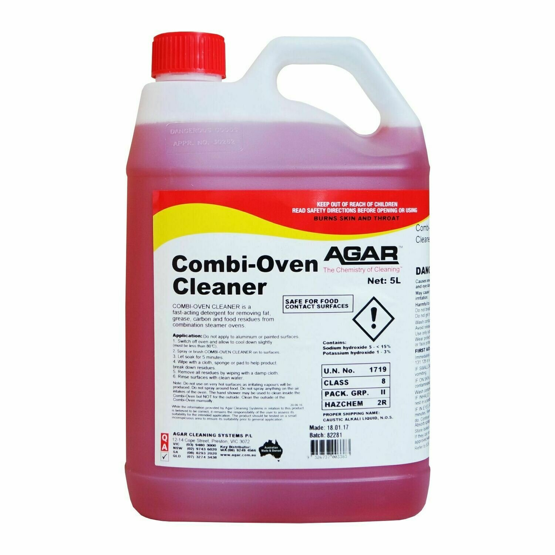 COMBI-OVEN CLEANER  5 L