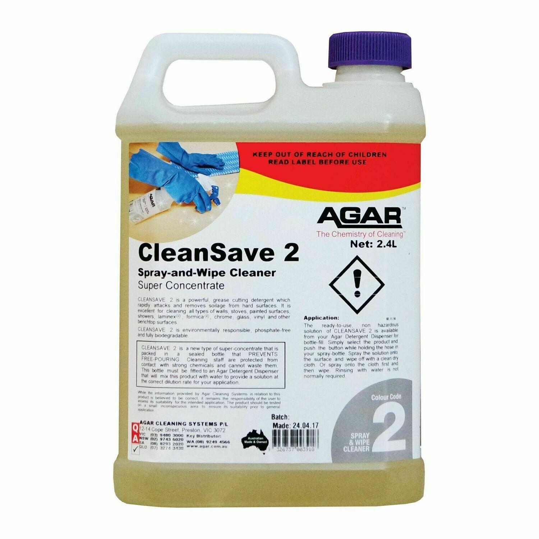 CLEANSAVE 2 - 2.4 L