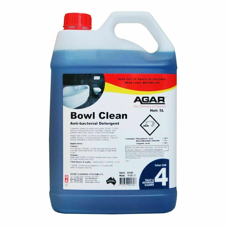BOWL CLEAN 5 L