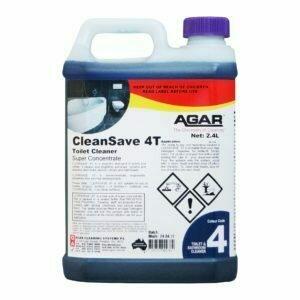 CLEANSAVE 4T - 2.4 L