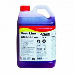 BEER LINE CLEANER PT 1  5 L