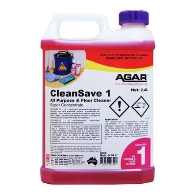 CLEANSAVE 1 - 2.4 L