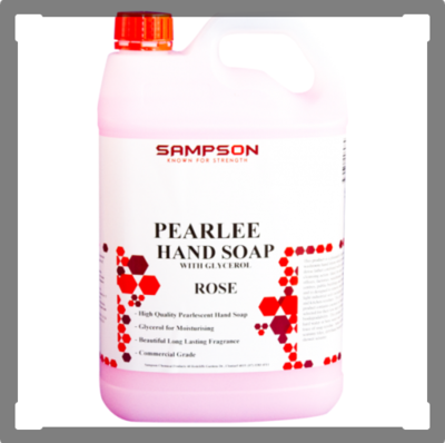 PEARLEESB  SOAP 5L