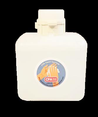 CPA HAND SANITISER  REFILL 1000 ML x6