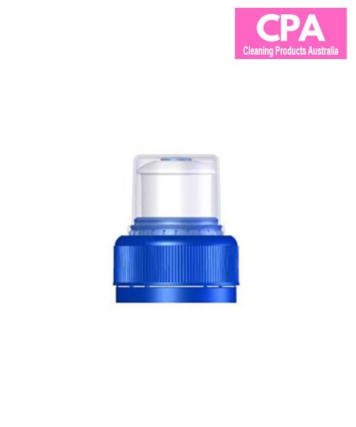 3-PIECE SPORTS CAP BLUE 28MM