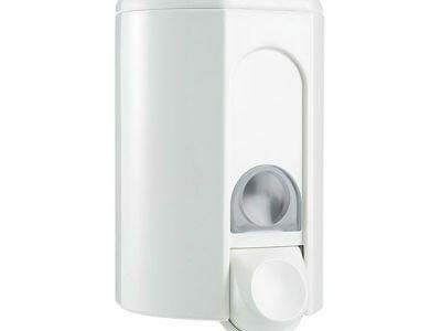 CPA HAND FOAM SOAP/SANITISER DISPENSER - MANUAL 1000ML WHITE