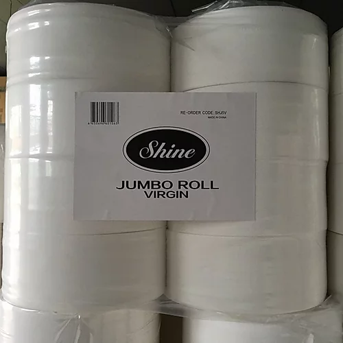 SHINE JUMBO 2PLY ROLL 8
