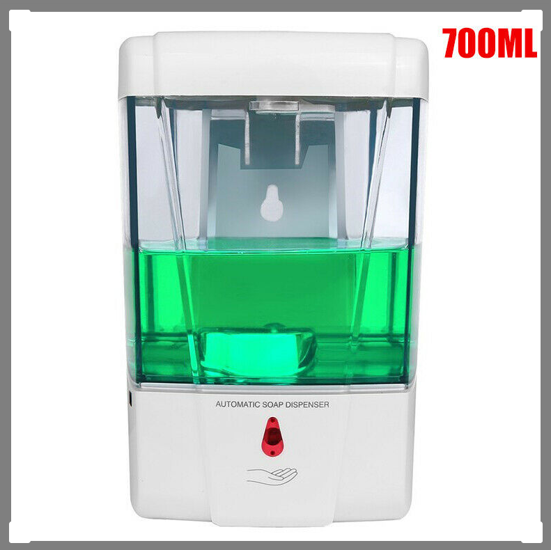 700ML  AUTOMATIC LIQUID DISPENSER WITH STAND