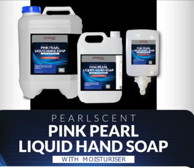 ROSCHE PINK PEARL LIQUID SOAP