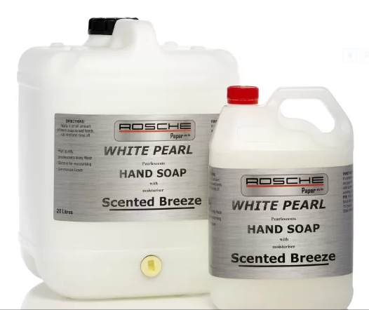 ROSCHE SCENTED BREEZE LIQUID SOAP