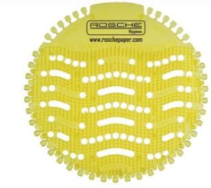 Rosche Urinal Wave 2.0 - Yellow, Lemon