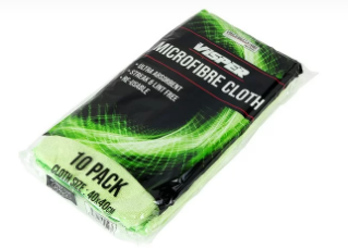Rosche Microfibre 40 x 40cm 300gsm- Green