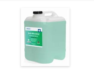 777 Enzymatic Formula Sanitizing Spray 20L