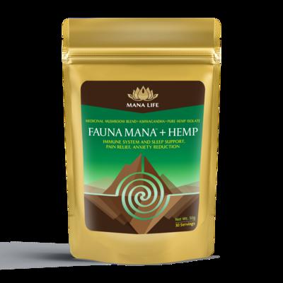 Fauna Mana™ + Hemp 50 gr