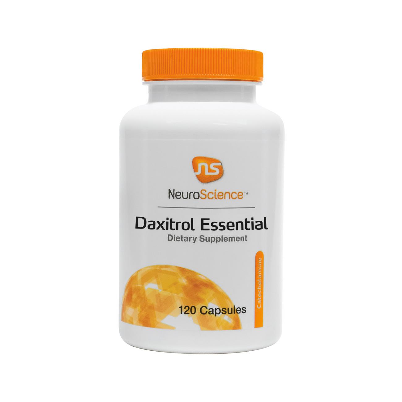 Daxitrol Essential 120 capsules