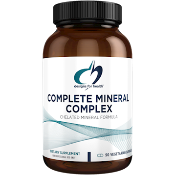 Complete Mineral Complex 90 capsules