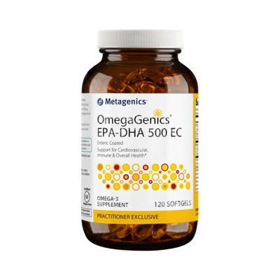 OmegaGenics EPA-DHA 720 120 softgels