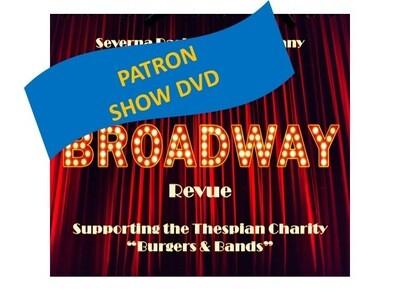 Patron Broadway Revue Show DVD