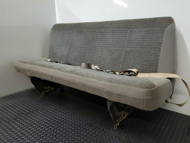 4 Passenger Ford Econoline Bench Seat