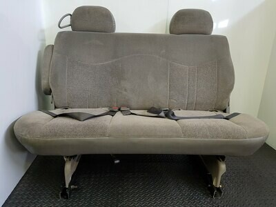 Removable Bench Seat