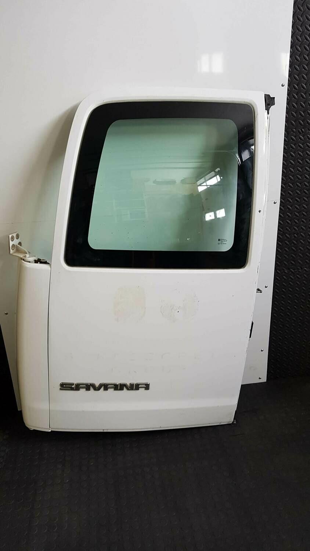 Chevy Van Back Door