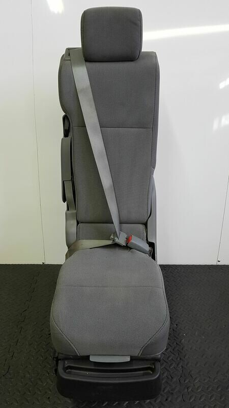 Centre Seat - Folds Down W/ Cup Holder