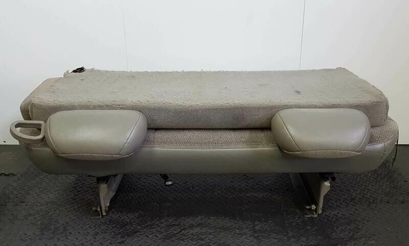 3 Passenger Fixed Bench Seat