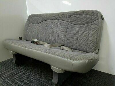 4 Passenger Bench Seat