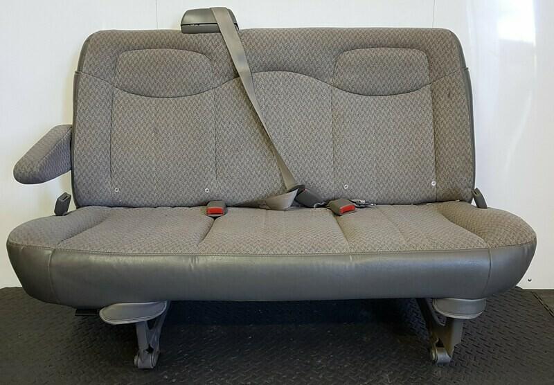 3 Passenger Chevy Express Original Bench Seat