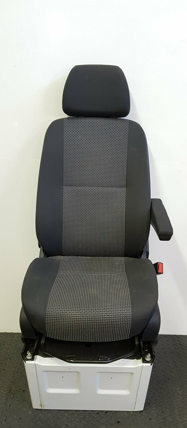 Mercedes Sprinter Passenger Seat W/ Base