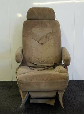 Removable Captain Seat
