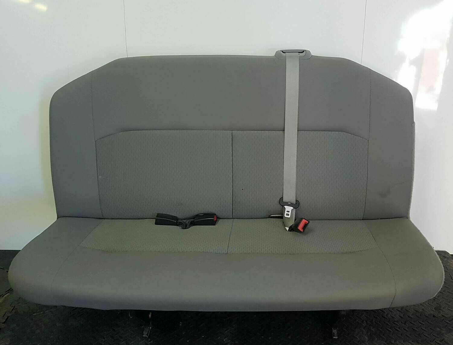 Removable 3 Passengers Bench Seat