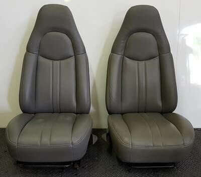 GMC Front Seats