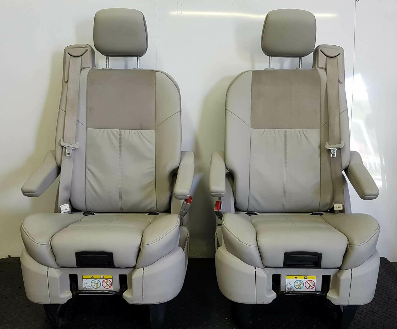 RV Swivel Seats