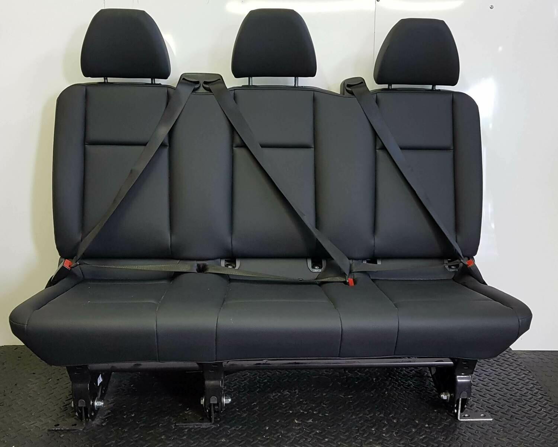 Cargo Van Leather Bench Seat