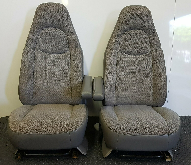 GMC Van Front Seats