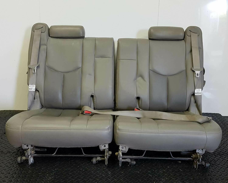 Third Row Seats GM SUV's