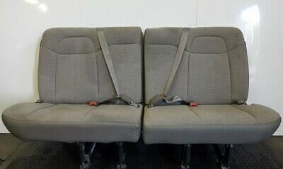 Split 4 Passengers Bench Seat
