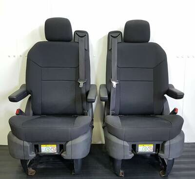 Pair of Swivel Seats