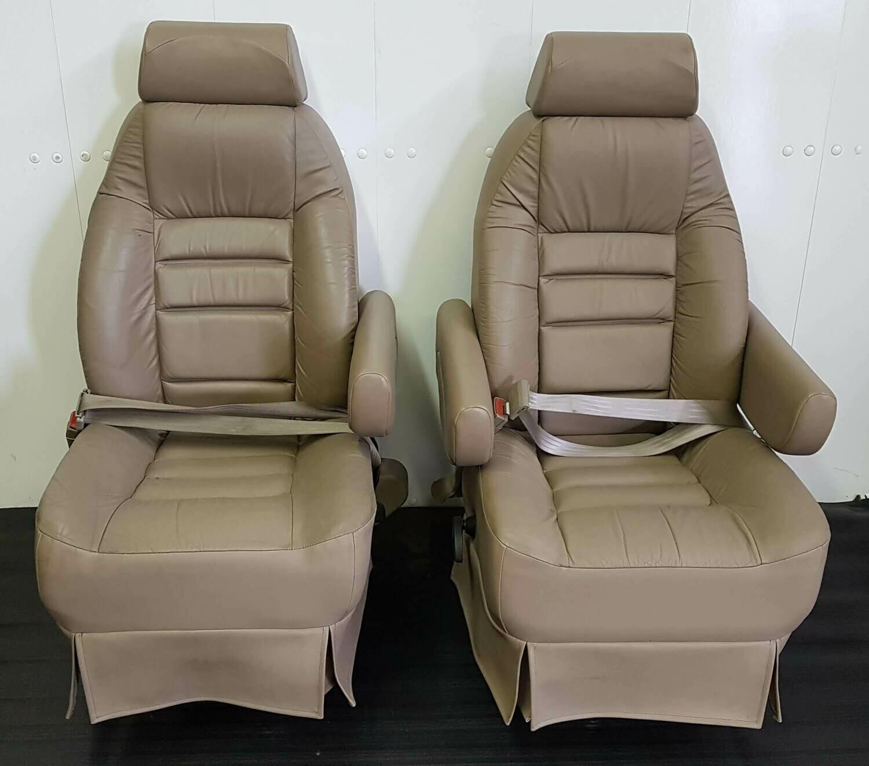 Swivel & Removable RV Captain Seats