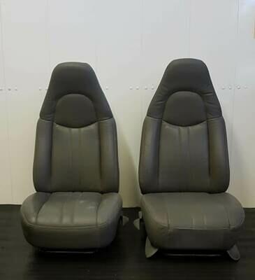 GMC Front Seats