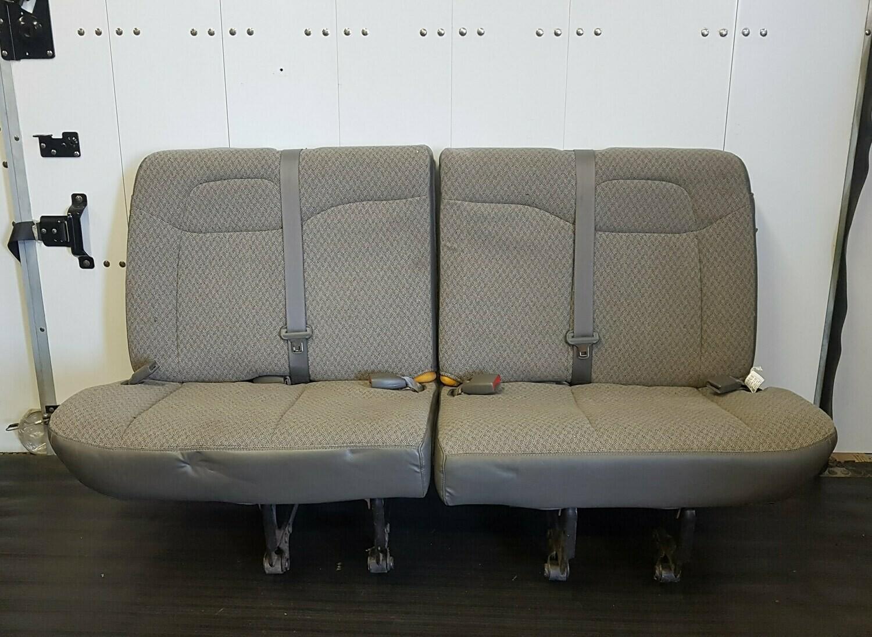 4 Passenger Split Bench Seat