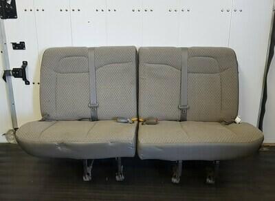 Split 4 Passenger Bench Seat