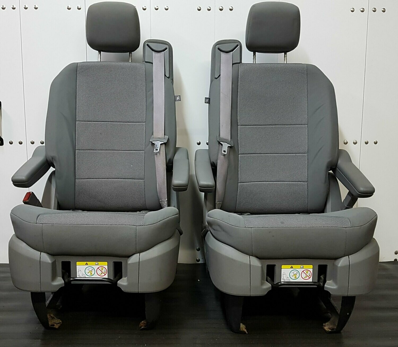 Pair of Swivel Seats