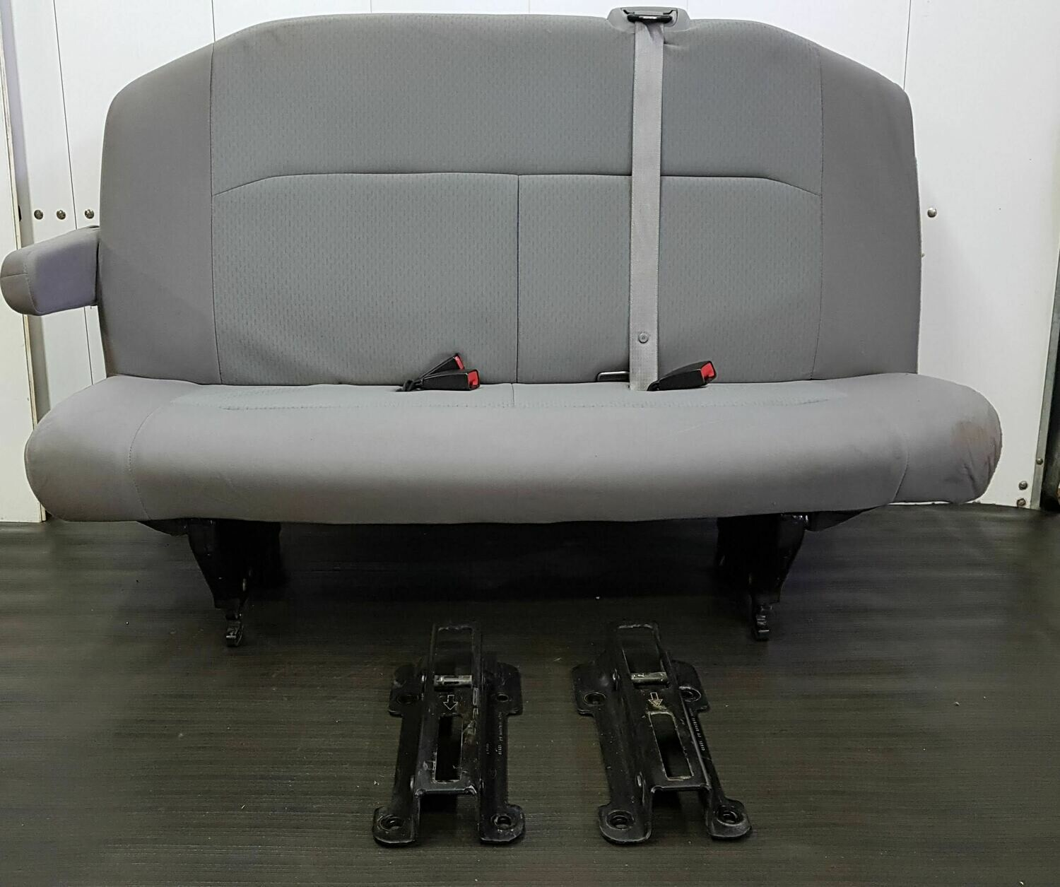 3 Passengers Bench Seat - Removable