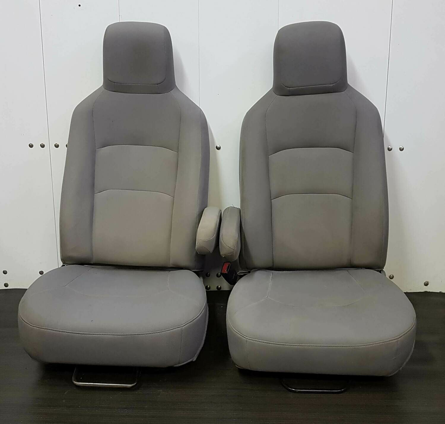 Ford E-150 Front Seats