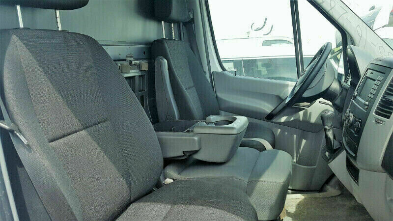 Centre Seat for Sprinter - Grey